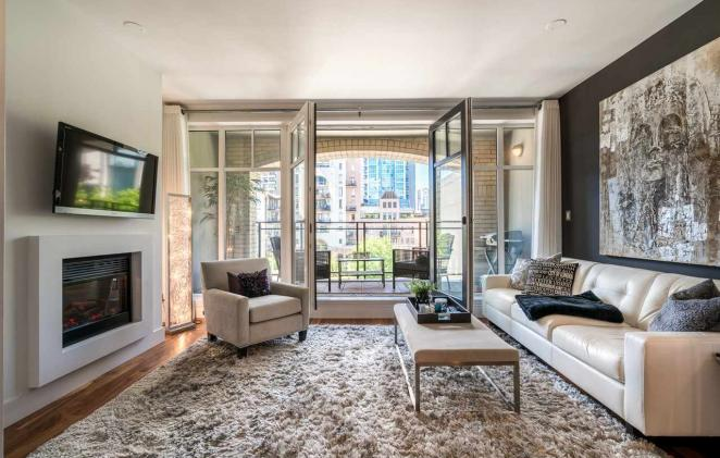 507 - 1275 Hamilton Street, Yaletown, Vancouver West