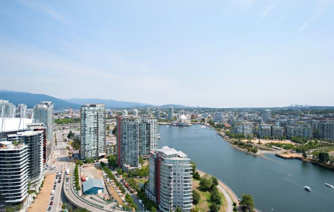 3603 - 1033 Marinaside Crescent, Yaletown, Vancouver West