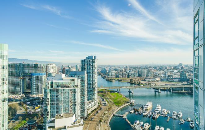 3505 - 1199 Marinaside Crescent, Yaletown, Vancouver West