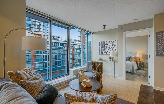 508 - 633 Abbott Street, Downtown VW, Vancouver West