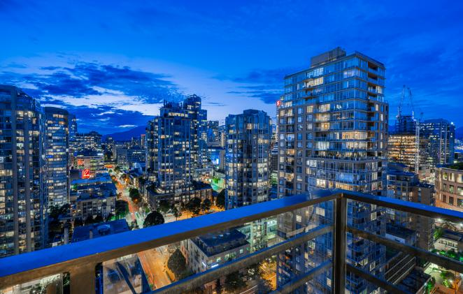 2807 - 909 Mainland Street, Yaletown, Vancouver West