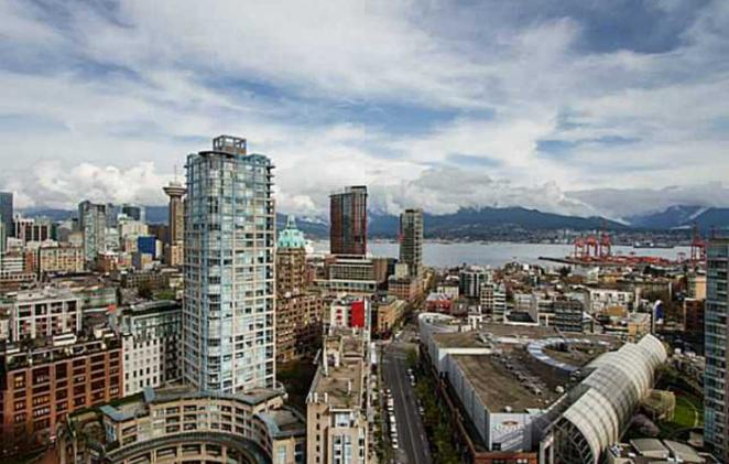 3007 - 689 Abbott Street , Downtown VW, Vancouver West